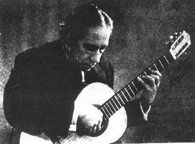Agustin Pio Barrios (para amantes de la guitarra)