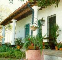 Casa Típica Paraguaya
